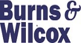 BurnsWilcox Logo Stacked Blue